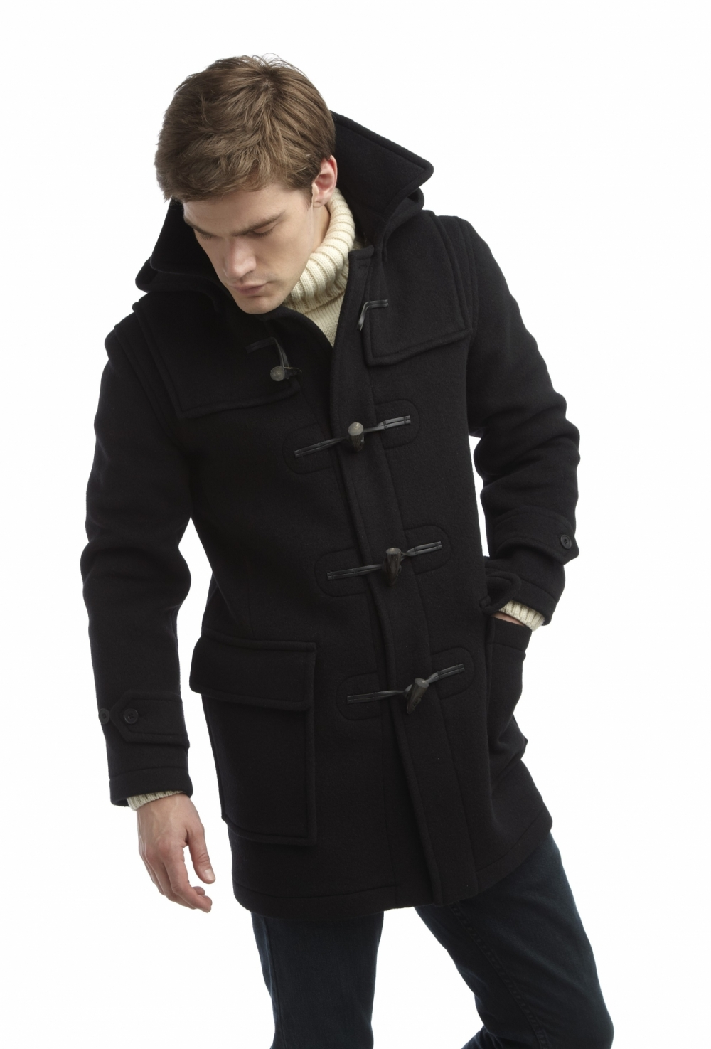 dsquared muts Dsquared Men Parka & Duffle Coats, Men Parka & Duffle Coats Dsquared2 Layered Coat,dsquared pet,ruime assortiment dsquared online,shopping guide Black layered coat from Dsquared2 featuring a crew neck, long sleeves, a snap button closure, side pockets, a drawstring hem and ribbed cuffs.